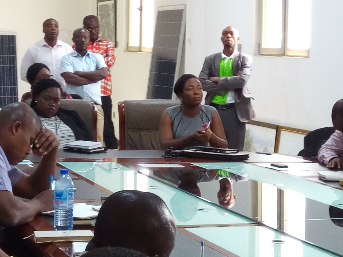 Environmental Management Training in Ghana